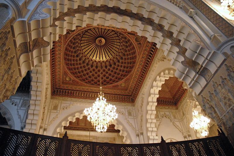 Casablanca grande mosqu e hassan ii int rieur 43 galerie for Mosquee hassan 2 interieur